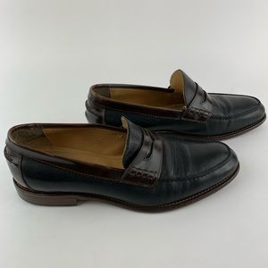Johnston and Murphy Penny Loafers men's Sz 10M